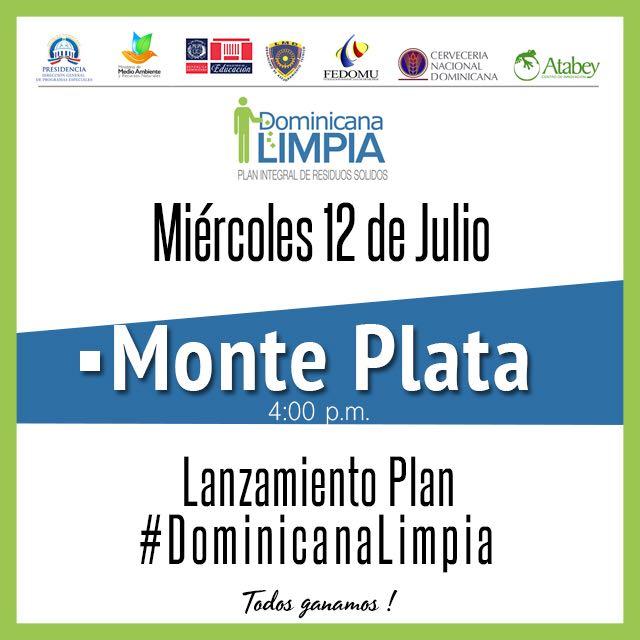 Concurso Navideño Dominicana Limpia