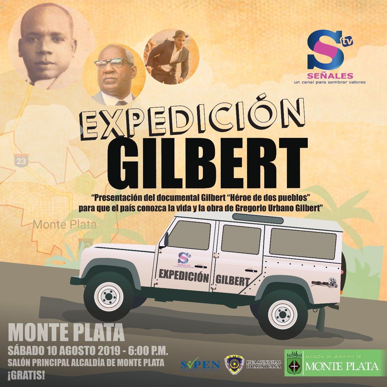 Documental «Gilbert, héroe de dos pueblos».